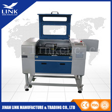 40w 60w 80w plastic / pvc / mini craft / small wood / mdf / plyood laser cutting machine for production line