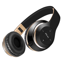 Picun BT-09 Bluetooth Headphones Wireless Stereo Headsets with Mic Support TF Card FM Radio For iPhone Samsung and Calls