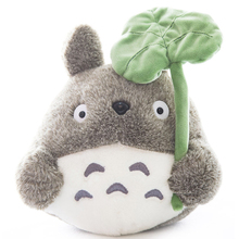 22cm Totoro plush toys hold pillow doll gift birthday girl children toys