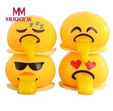 Online get cheap easter gag gifts aliexpress alibaba group kids toy novelty gag toys spitting yolk emoji egg prank squeeze stress relief toys gifts drop ship easter gift negle Images