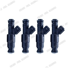 4Pcs High Flow performance 1200cc 114lb Fit 1995-1999 Dodge Neon Non-Turbo Fuel injector Injectors FAST SHIPPING