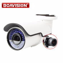 4 IN 1 HD 1080P AHD TVI CVI CVBS Camera CCTV Outdoor Bullet Security Camera Motorized Auto Zoom 2.8-12MM Lens Coaxial Control(China)