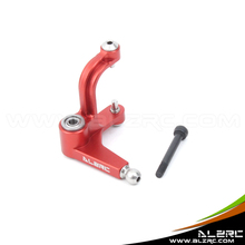 ALZRC - Devil 380 Helicopter Parts  Metal Bell Crank Lever - Red Fit SAB Goblin 380  D380F41-R