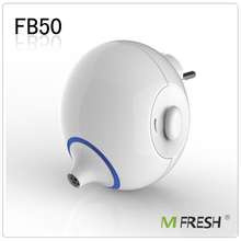Mfresh FB50 Sale 2000 home air purifier for home AC110 - AC240 ozone generator air cleaner wholesale+Free Shipping