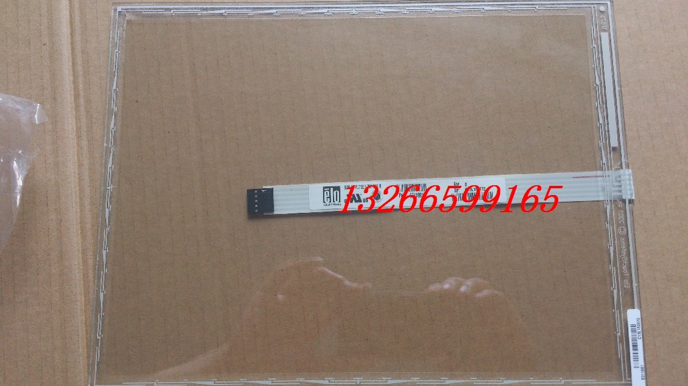 Elo12.1 scn-a5-flt12.1-z01-0h1-r touch screen e011181<br><br>Aliexpress