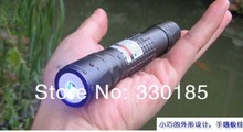 Waterproof 405nm 5000mW High power blue violet laser pointers UV Purple laser torch Burn Matches & Light Cigarettes+Charger+Box