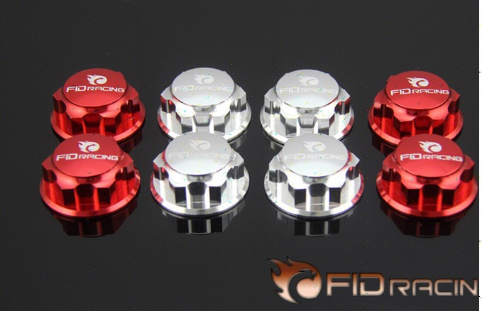 FID alloy wheels nut  FOR LOSI 5IVE-T DBXL<br>