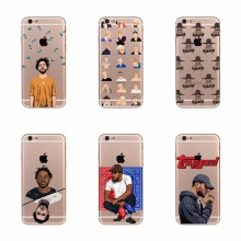 Cool TUPAC SHAKUR Rihanna Stars Design Phone Cases For iPhone 5 5s se 6 6s 7 Plus Transparent Clear Soft TPU Silicone Cover Skin