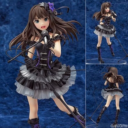 NEW hot 20cm Shibuya Rin THE IDOLM@STER THE IDOLM STER action figure toys collection christmas toy doll<br><br>Aliexpress