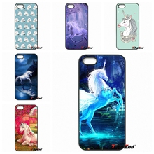 For Motorola Moto E E2 E3 G G2 G3 G4 PLUS X2 Play Style Blackberry Q10 Z10 Rainbow Hot Fantastic Unicorn Animal Horse Phone Case