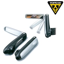 TOPEAK TBM001 Forged Bar End with Built-In Mirror Bicycle Accessories Small Auxiliary Handlebar Rearview Mirror 2pcs/Pair Price