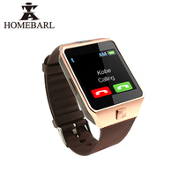2017 New Smart Watch DZ09 Camera Bluetooth WristWatch SIM Card Smartwatch Ios Android Phones Support Multi languages - HOMEBARL OFFlClAL FLAGSHlP Store store