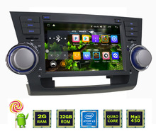 Joying Latest 2GB RAM Android 5.1 Double 2Din Steering-wheel SD USB HDD Player Stereo Radio Audio For Toyota Highlander/Kluger
