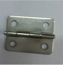 small hinge 180 degrees 24*18mm nickel plating iron for furniture box cabinet free shipping(China)