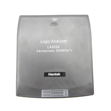 Lowest Price Hantek LA-5034 PC USB 34 data input channels High speed operation Advanced Multi-Level Triggering Logic Analyzer