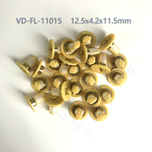 50pcs Fuel injector micro filter top feed mpi auto parts Size 12.5x4.2x11.5mm VD-FL-11015(China)