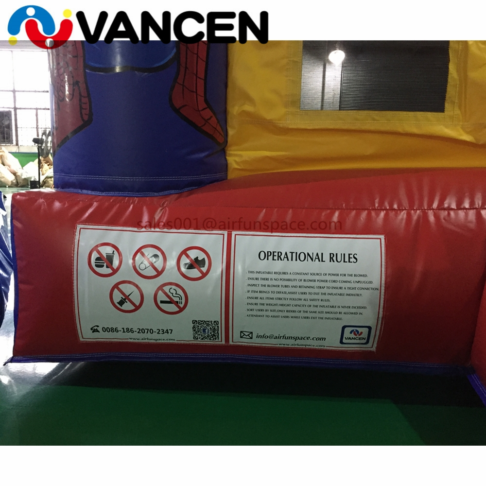 inflatable jumping castle07