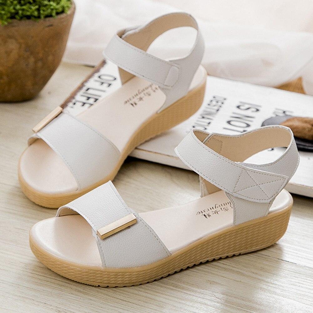 High Quality Women Summer Sweet Beaded Sandals Home Sandals Beach Shoes Casual Sandalias Ladies Flip Flops Sandal Fashion Female<br><br>Aliexpress