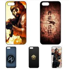 Hard PC Skin Accessories Hot Counter Strike Cs Go For Apple iPhone 4 4S 5 5C SE 6 6S 7 7S Plus 4.7 5.5 iPod Touch 4 5 6