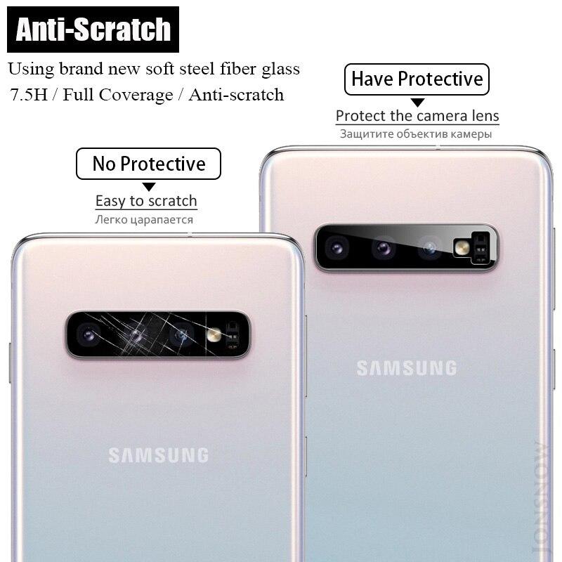 KSAM1144_4_Camera Lens Glass for Samsung Galaxy S10 S10e S10 Plus S10 Lite Screen Protector Protective Film