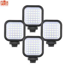 4PCS Godox LED36 LED Video Light Interlocking design for multi-lamp array Photography lights for DSLR Camera Camcorder mini DVR(China)