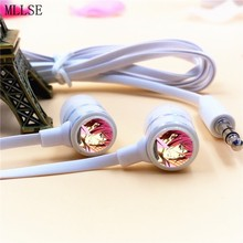 MLLSE Anime Free!-Eternal Summer Mikoshiba In-ear Earphone 3.5mm Stereo Earbud Phone Music Game Headset for Iphone Samsung MP3(China)