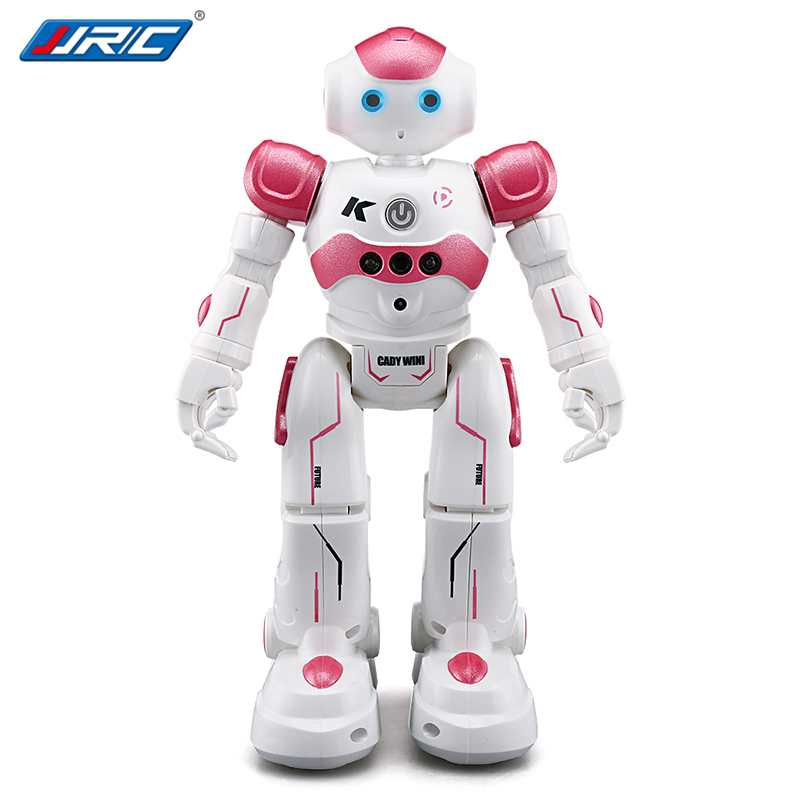 JJRC R2 JJR/C Dancing Robot Toy Intelligent Gesture Control RC Robot Kit Action Figure Programming Birthday Gift For Kid <br>