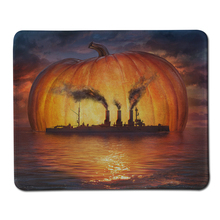 Halloween Gift World of Warships Printing Mouse Pad Large Gaming Computer Mousepad Natural Rubber Lock EdgeMice Mats For Gamer