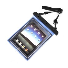 9.7 inch Waterproof Tablet Case Pouch For ipadd 2/3/4 Air 1/2 Mini 1/2/3 Protective Cover For 10 Meters UnderWater Diving Bag(China)