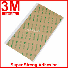 "5pcs 4""x8"" 100MM*200MM 3M 300LSE Double Sided SUPER STICKY HEAVY DUTY ADHESIVE SHEET - Cell Phone Repair(China)"