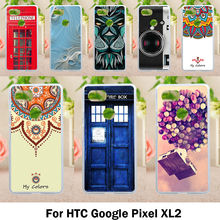 TAOYUNXI Soft Cases For HTC Pixel XL 2 Case Soft TPU Phone Cover Antil-knock Cover for Google Pixel XL2 6.0 inch Silicone Bags(China)