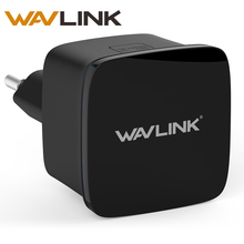Wavlink N300 Compact Size Mini Wifi Repeater 300Mbps  Long Range Extender Wireless N Router Wi fi Repeater EU US Plug with WPS