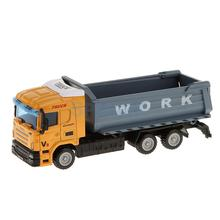 1:64 Diecast Tipper Truck Model Vehicle Car Toys