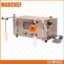 CE ISO 2-1400ml Certificate bottle filling machine(China)
