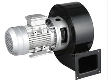220V Single Phase 0.75KW Low Noise Extraction Centrifugal Fan Blower Dust Blower(China)