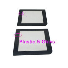 Replacement Part With / Withou Light Lamp Hole Screen Lens For Gameboy Pocket GBP Screen Lens Protector(China)