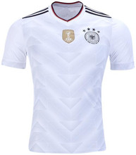 Top Best Quality Shirt! Best Quality 2017 2018 Germany shirt jersey 2017 casual shirt free shipping.(China)