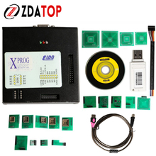 ZOLIZDA Latest Version Xprog Box 5.60 ECU Programmer Better Than X PROG 5.60 Vehicle ECU Programmer One Year Warranty In Stock