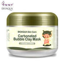 bioaqua skin care sleep treatment mask whitening hydration stickers cleansing blackheads remover cosmetics face masks anti aging(China)