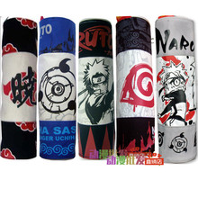 Naruto Pencil Box Double Leaf Hongyun boy Student Fashion Personality Scroll Pen School Supplies Pencilcase School Pencil Cases(China)