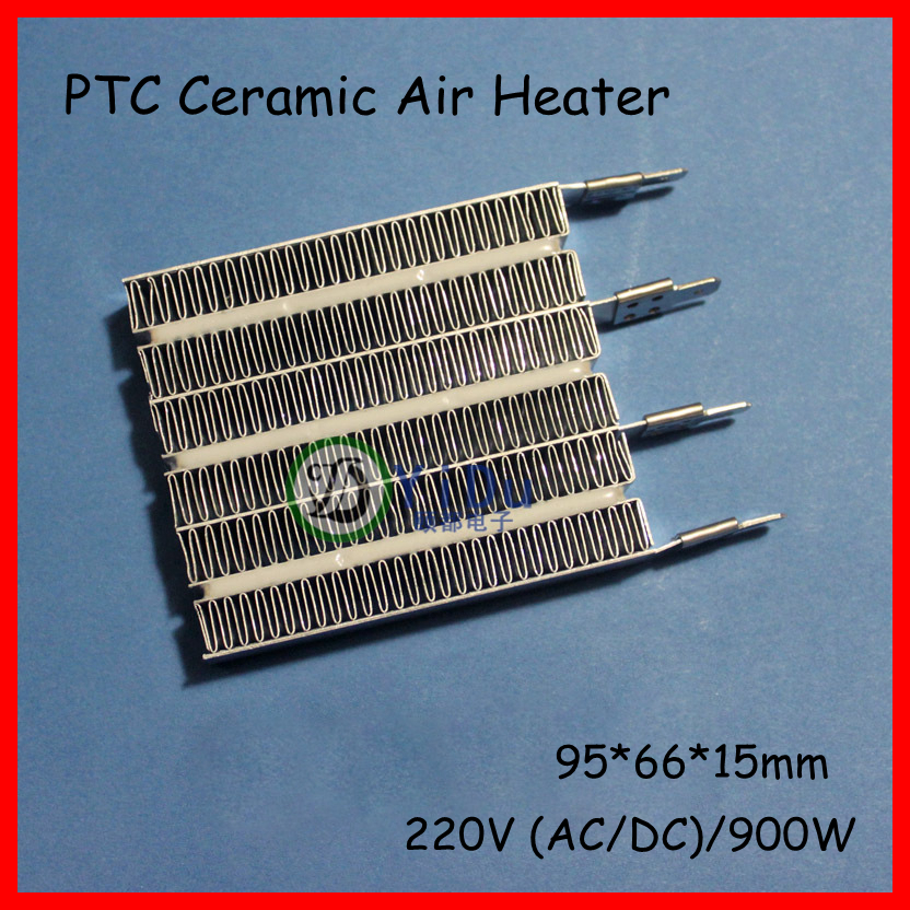PTC ceramic air heater 900W 220V clothes dryer heating apparatus element Conductive Type Insulated Row Heater Ceramic heater<br>