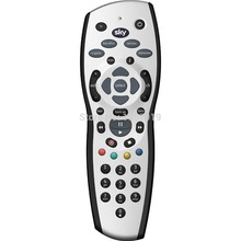 Wholesale 100pcs/lot SKY HD Remote Control , SKY+ PLUS HD REMOTE CONTROL , NEW REV 9 LATEST SOFTWARE