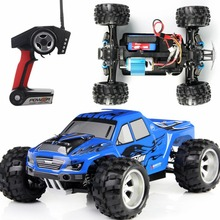 Wholesale Wltoys A979 1/18 2.4GHz 4WD Monster Rc Racing Car Remote Control Cars Radio-controlled Cars Machine RC Car(China)