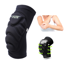 Elbow Pads Protector Brace Support Guards Arm Guard Gym Padded Sports Sleeve