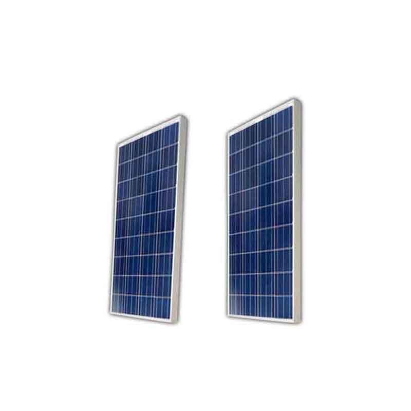 solar panel 100w 2 pcs poly