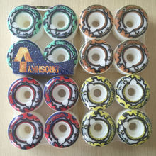 New Original 101A Germany Brand DroSHKY 51-54mm skate boarding Wheels for Pro Skate deck with good design and quality