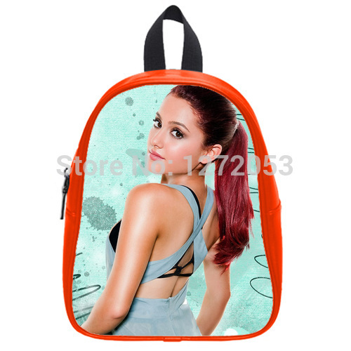 Beautiful Ariana Grande Custom Schoolbag (Large) for Student's Brand New Backpack with Red Color U4737639|backpack 17 inch laptop|backpack
