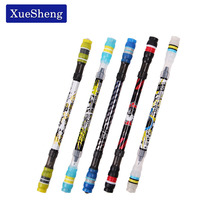 1 PC Hot Non Slip Coated Spinning Pen Champion Spinning Rolling Pen Ball Point Refill Matting Pen Finger Playing