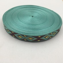 The good news  Woven Jacquard Ribbon  Use for  Handmade Accessories  1/2'' 12mm 20yards  Cheap and fine