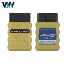 Professional for VOLVO Diagnostic Truck Adblue Emulator For VoLVO AdBlue OBD2 Emulator Car-detector for VOLVO